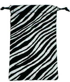 Zebra Print Surgical Sacks