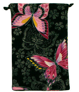 Butterfly Mystique Scrub Sacks