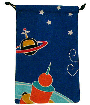 Spaced Out Scrub Sacks