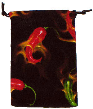 Hot Chilies Surgical Scrub Sacks