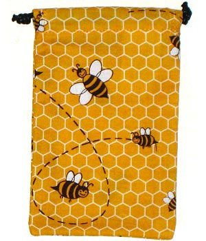 Honey Bee Surgical Scrub Sacks