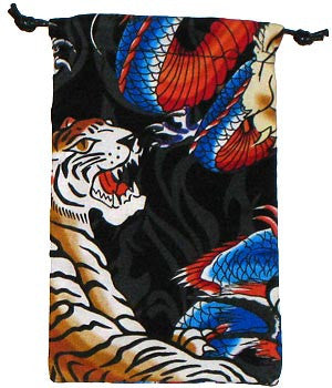 Dragon and Tiger Surgical Sacks