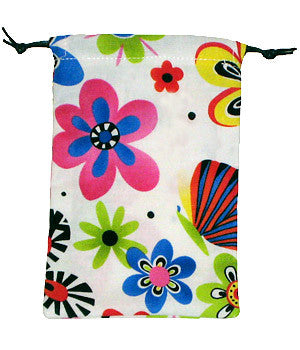 Pretty Flowers Surgical Sacks