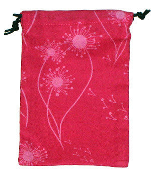 Pink Poppy Surgical Scrub Sacks