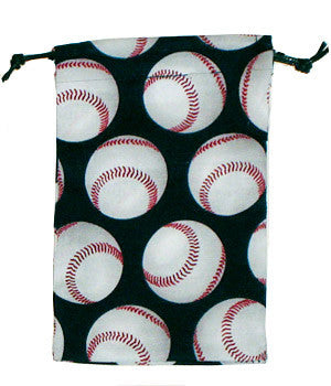 Baseballs Surgical Scrub Sacks