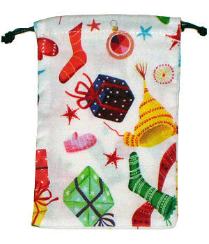 Stocking Stuffers Scrub Sacks