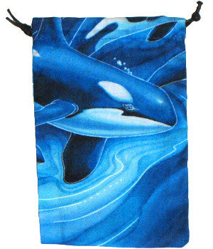 Whales 2 Surgical Scrub Sacks
