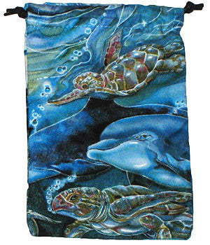 Belizean Reefs Surgical Scrub Sacks