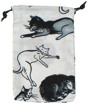 Sketch Cats Surgical Sacks