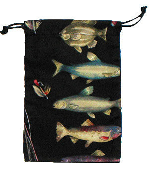 Rod and Reel Surgical Scrub Sacks