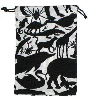 Animal Kingdom Surgical Scrub Sacks
