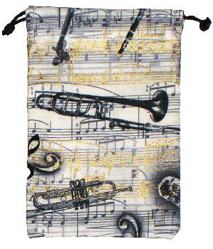 Jazz Time Surgical Scrub Sacks