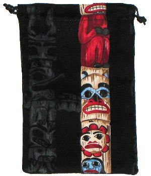 Totem Pole Surgical Scrub Sacks