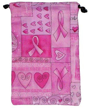 Breast Cancer Ribbons Surgical Sacks
