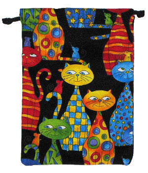 Clown Cats Surgical Sacks