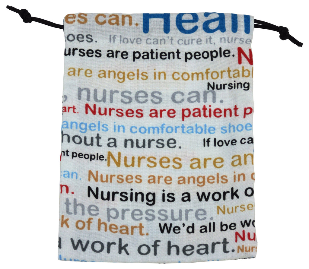 Nurses Words Surgical Sacks