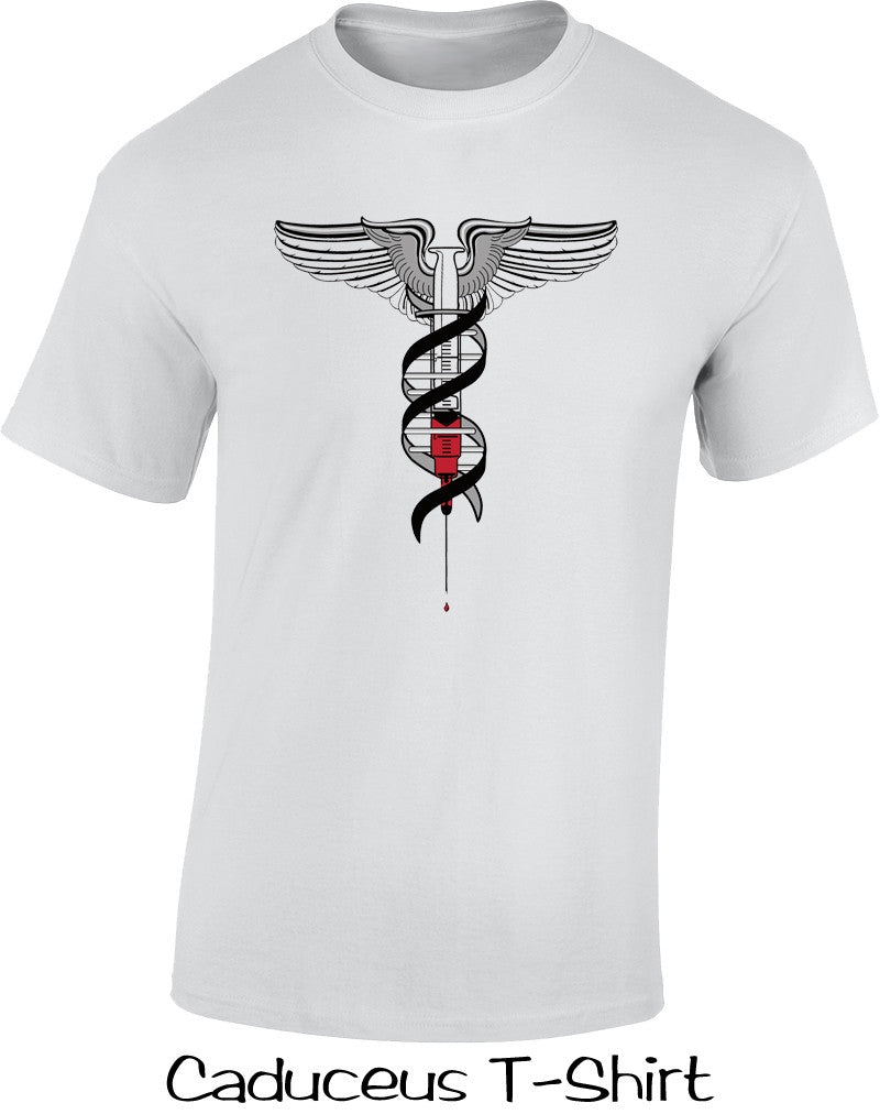Caduceus T Shirts