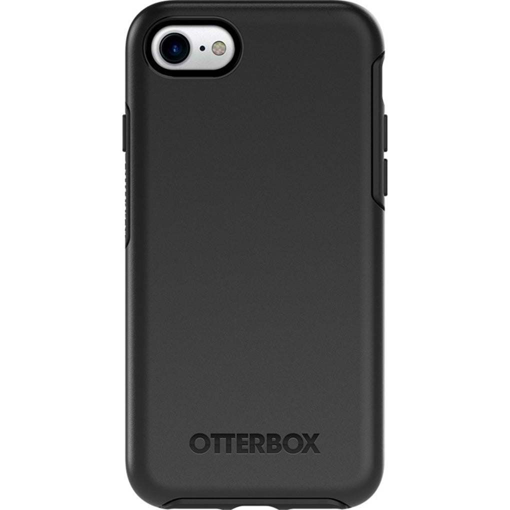OtterBox Symmetry Case For iPhone 8 Plus - Black