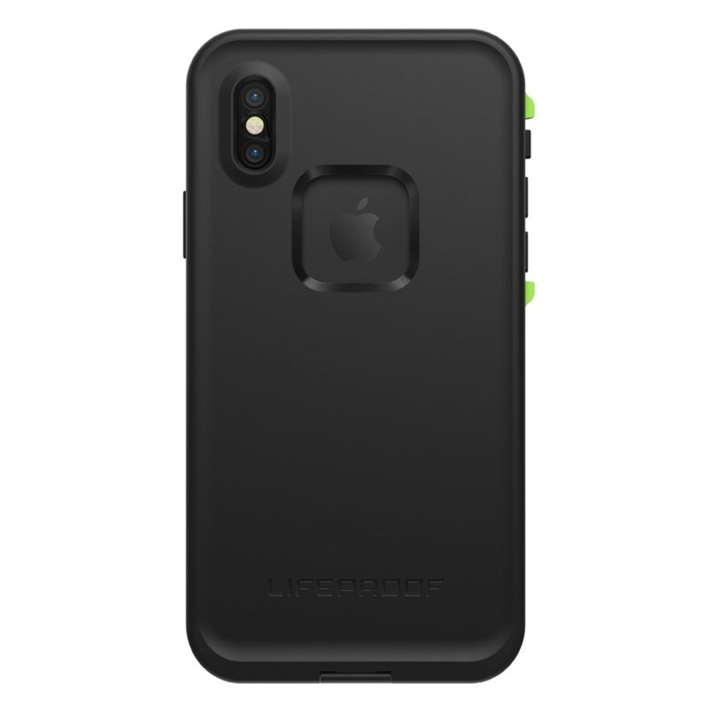 LifeProof Fre Case For iPhone 8 Plus - Black/Lime