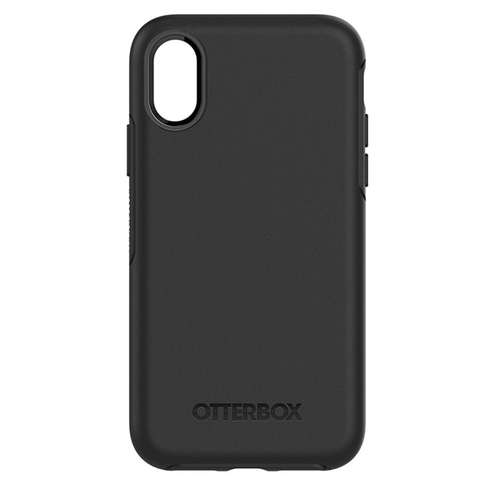 OtterBox Symmetry Case For iPhone Xs - Black