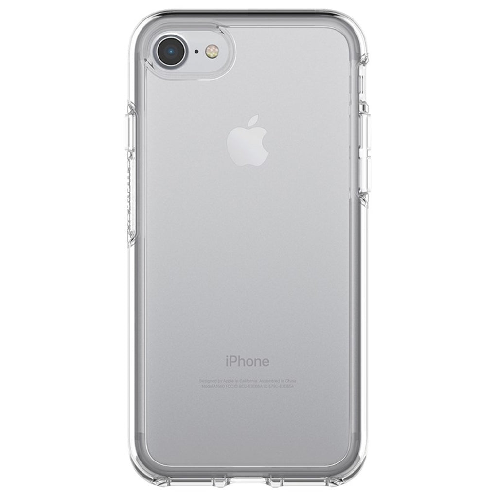 OtterBox Symmetry Clear Case For iPhone 8 - Clear