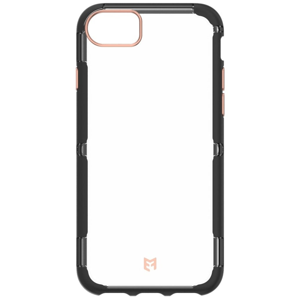 EFM Cayman D3O Case Armour For iPhone 6/6S - Crystal/Black