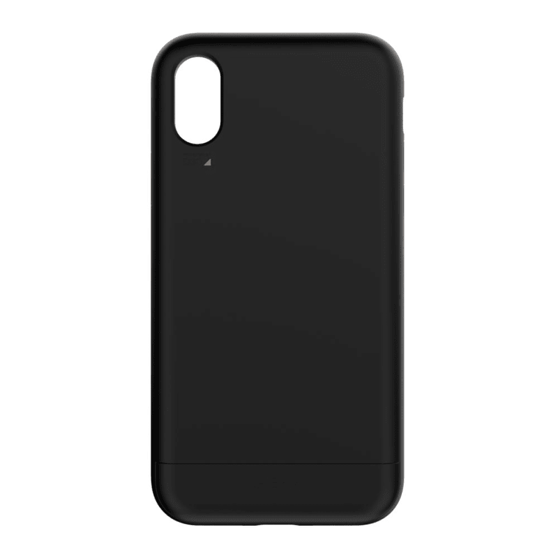 EFM Aspen Card D3O Case Armour For iPhone Xs Max - Black