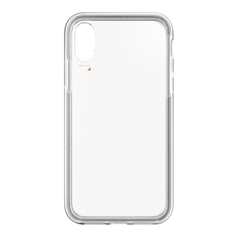 EFM Aspen D3O Case Armour For iPhone Xs Max - Clear/White