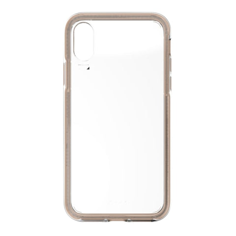 EFM Aspen D3O Case Armour For iPhone Xs Max - Clear/Gold