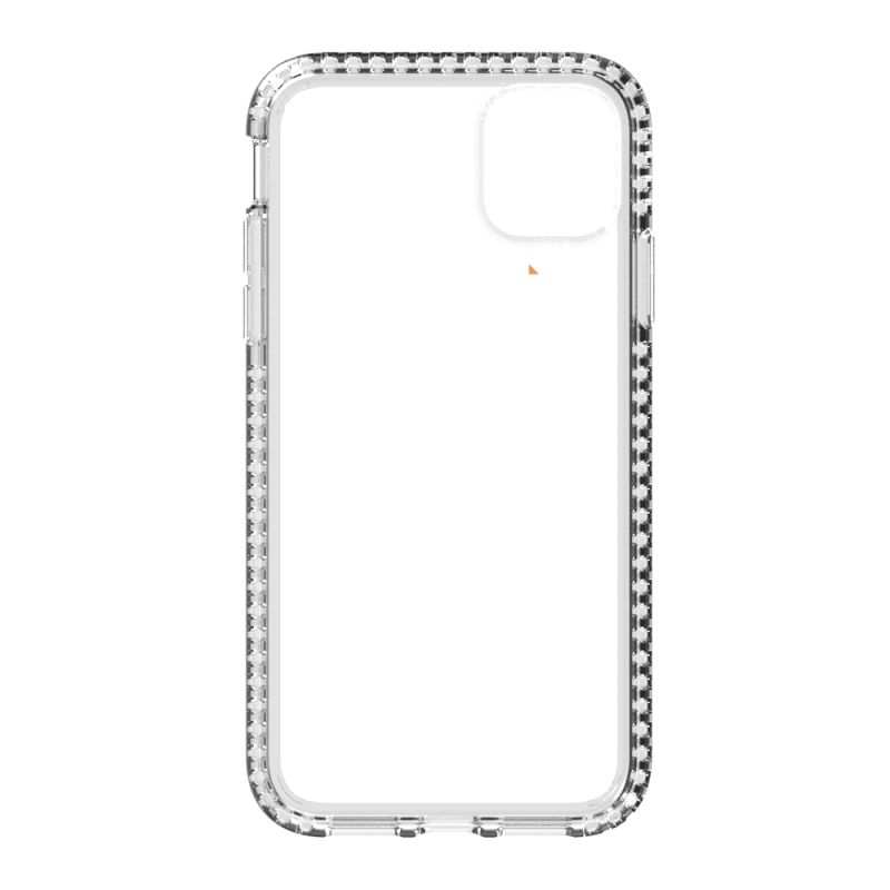 EFM Seoul D3O Crystalex Case Armour For iPhone XR - Crystal Clear