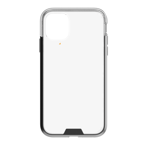 EFM Verona D3O Crystalex Case Armour For iPhone XR - Crystal/Space Grey