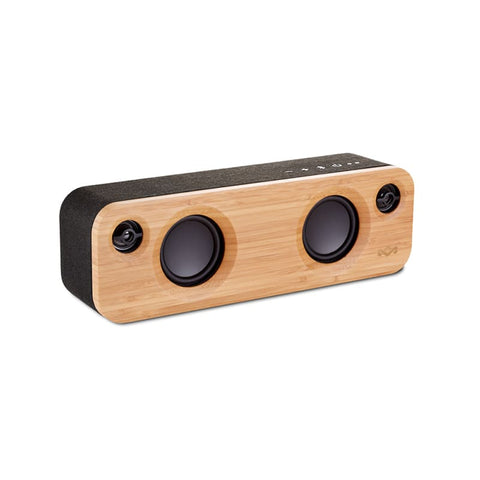 House of Marley Get Together Mini Bluetooth Speaker - Black/Tan