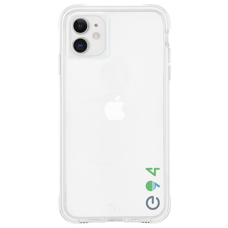 Case-Mate Eco Tough Clear Case For iPhone XR - Clear