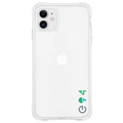 Case-Mate Eco Tough Clear Case For iPhone 11 - Clear