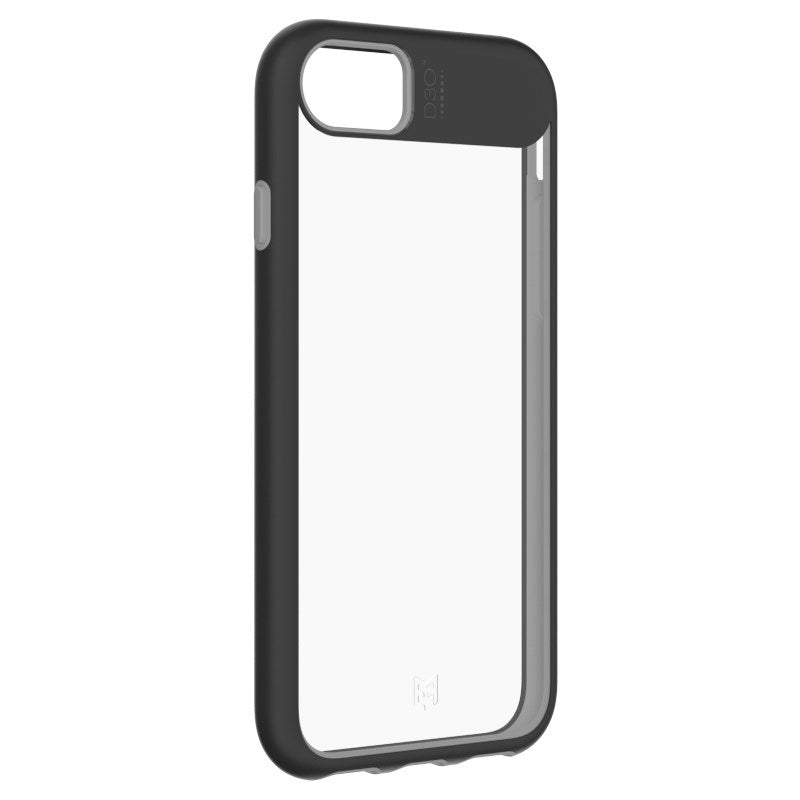 EFM Aspen D3O Case Armour For iPhone 7 - Crystal/Black Grey
