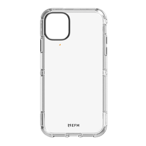 EFM Cayman D3O Crystalex Case For iPhone 11 Pro Max - Crystalex Clear