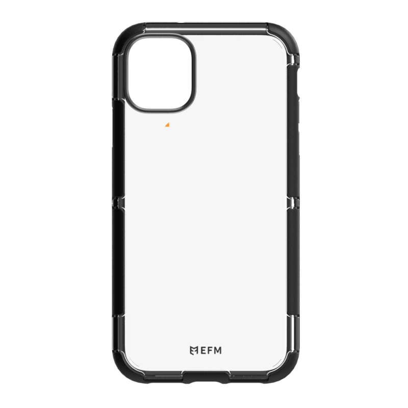 EFM Cayman D3O Case Armour For iPhone 11 Pro Max - Black / Space Grey