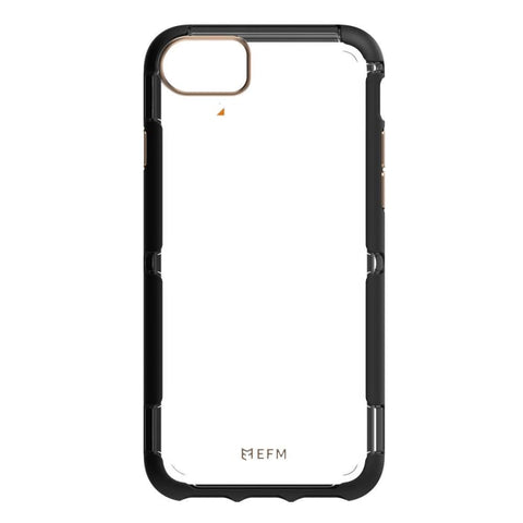 EFM Cayman D3O Case Armour For iPhone 7 - Black/Copper