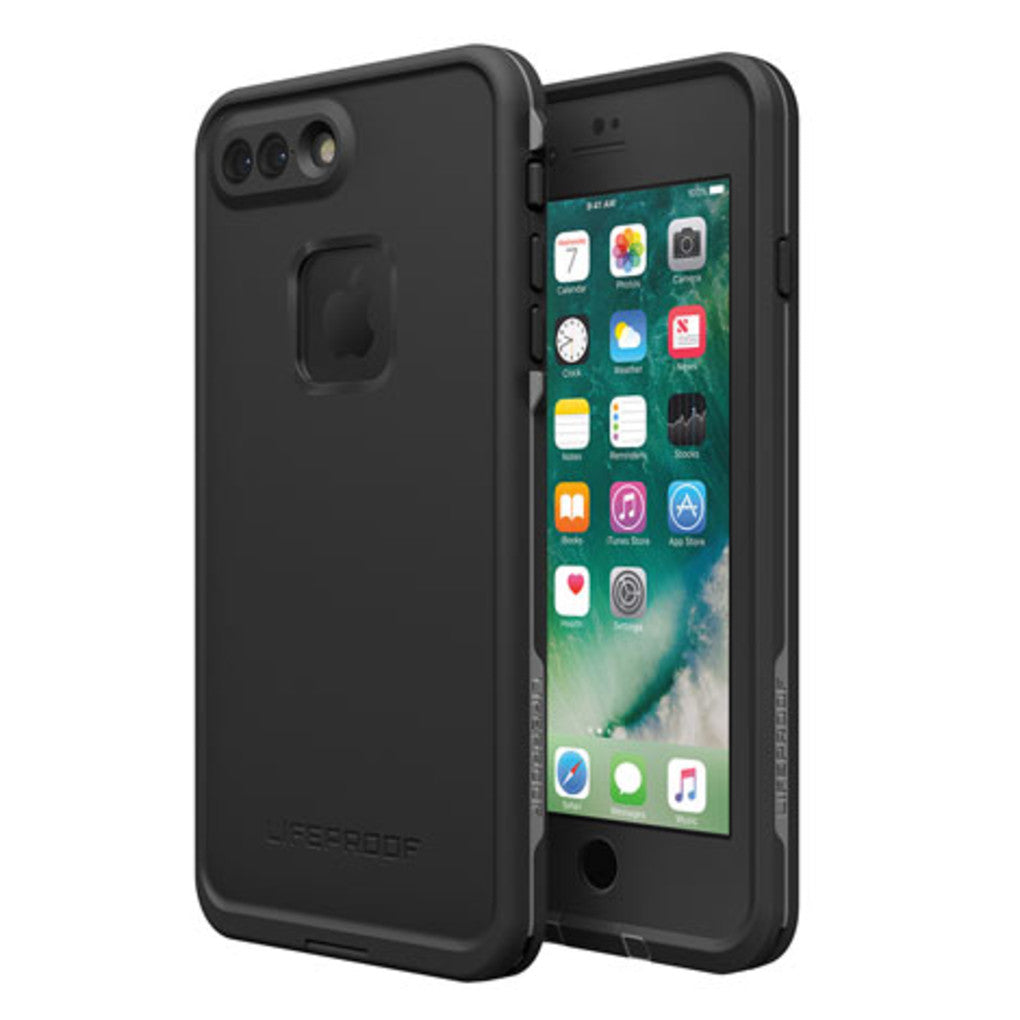 Lifeproof Fre Waterproof iPhone 7 Plus Case - Black