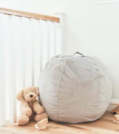 calm corner bean bag toddler relaxation