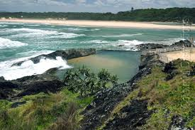 sawtell southies beach view