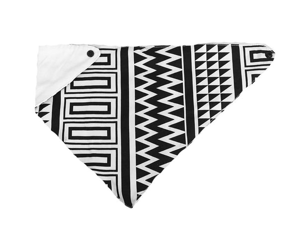 Aztec Dribble Bibdana for Teething Baby & Toddlers