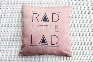Rad Little Lad Terracotta Stone Wash-NEW COLOUR RELEASED-Boys Bedroom Decor