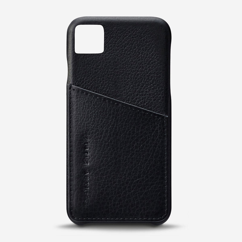 Hunter and Fox iPhone 11 - Black
