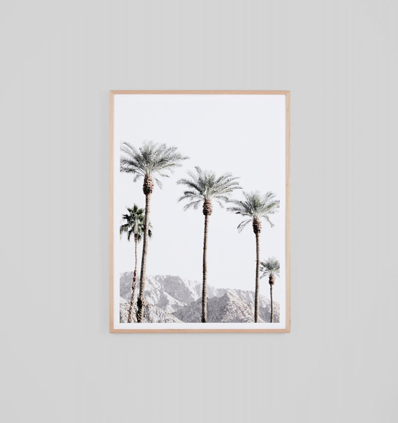'California Vista' Framed Print