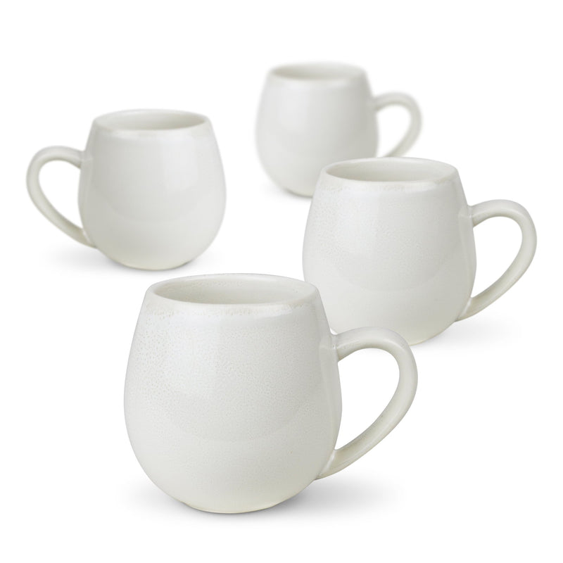 Hug Me Mug Set of 4 - Snow