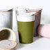 Keeper Ceramic Cup - Sprout Green