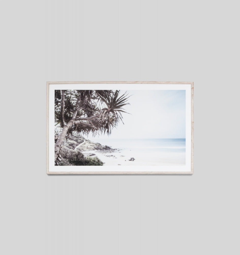 'Along The Coast' Framed Print