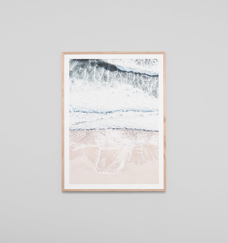 'High Tide' Framed Print