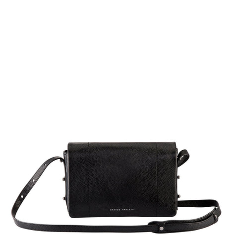 Succumb Bag in Black